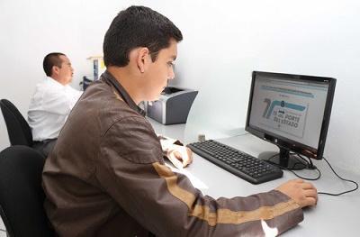 Guía para presentar exámenes en línea