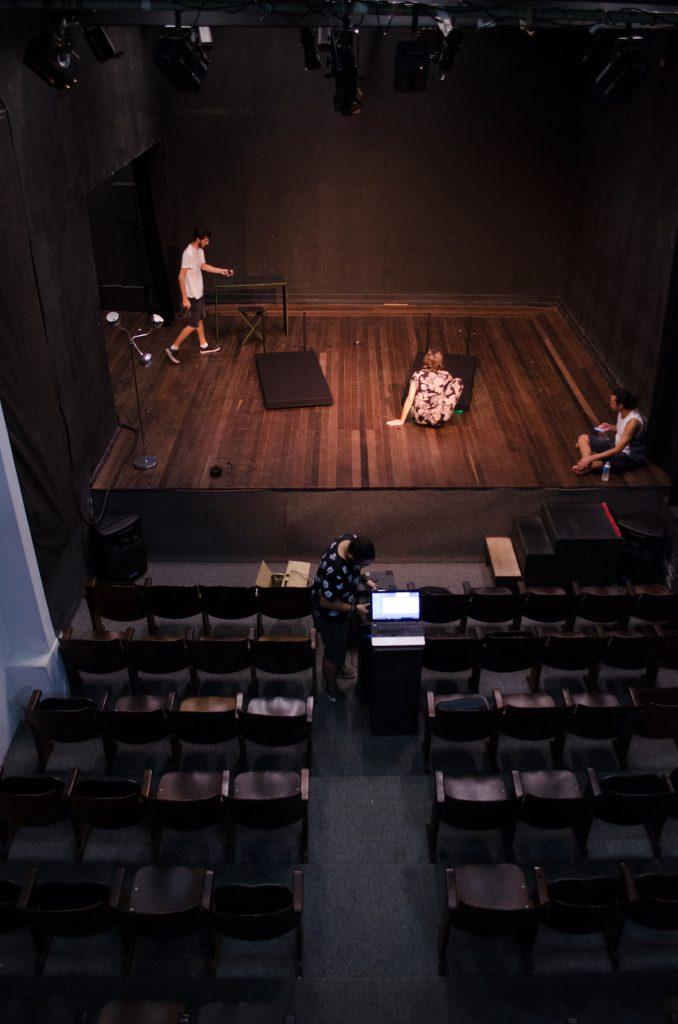 Estudiar Teatro
